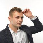 男性型脱毛症で、短い毛が抜けるのはなぜ?