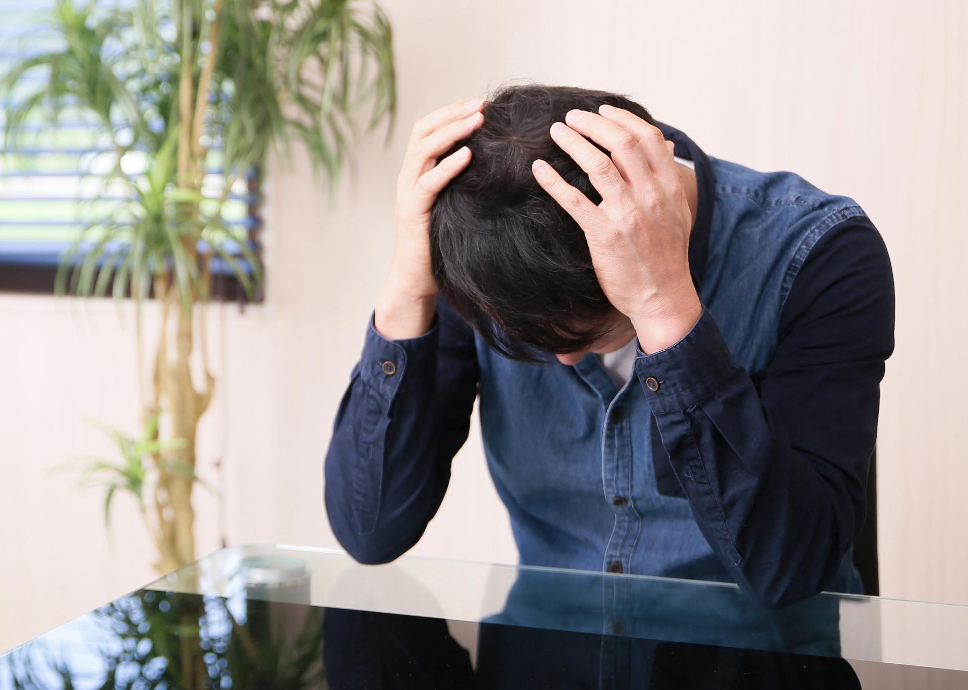 53246727eca5f287d30f2ac6c4312b28 m 「薄毛」のどこが辛い?みんなが悩んでること