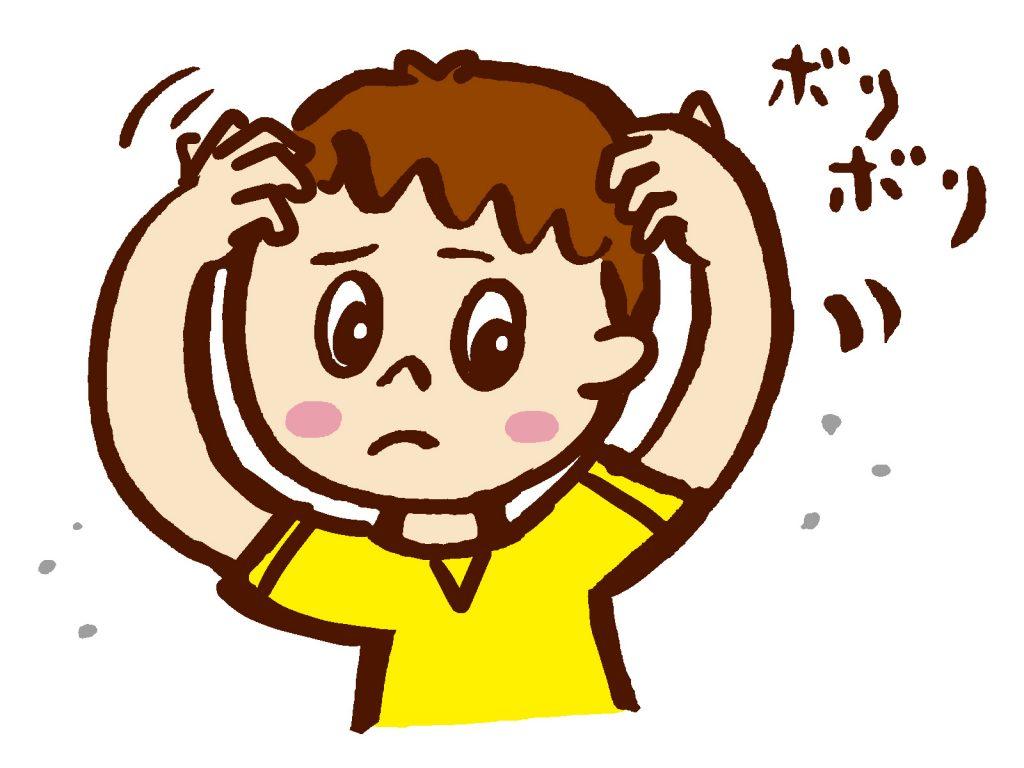 481449 1024x768 フケ症だと薄毛になりやすい?フケと抜け毛の関係は?