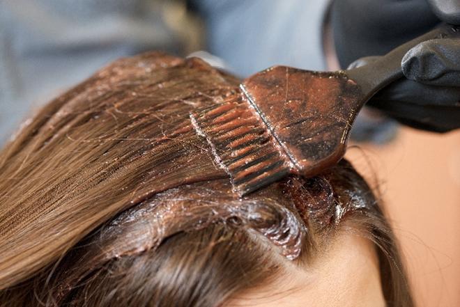 usu 047 03 パーマは髪を傷めるか?化学的にみる毛髪の損傷